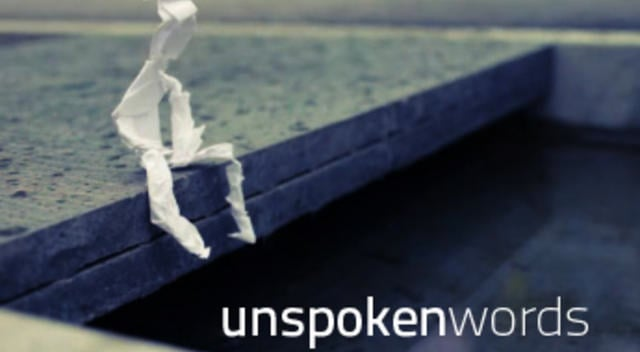 Unspoken Words Of 2015