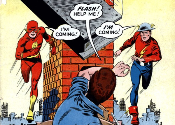 the-flash-origin