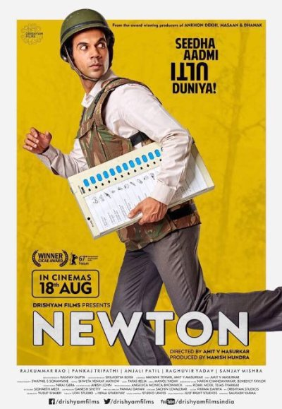Image result for Newton movie